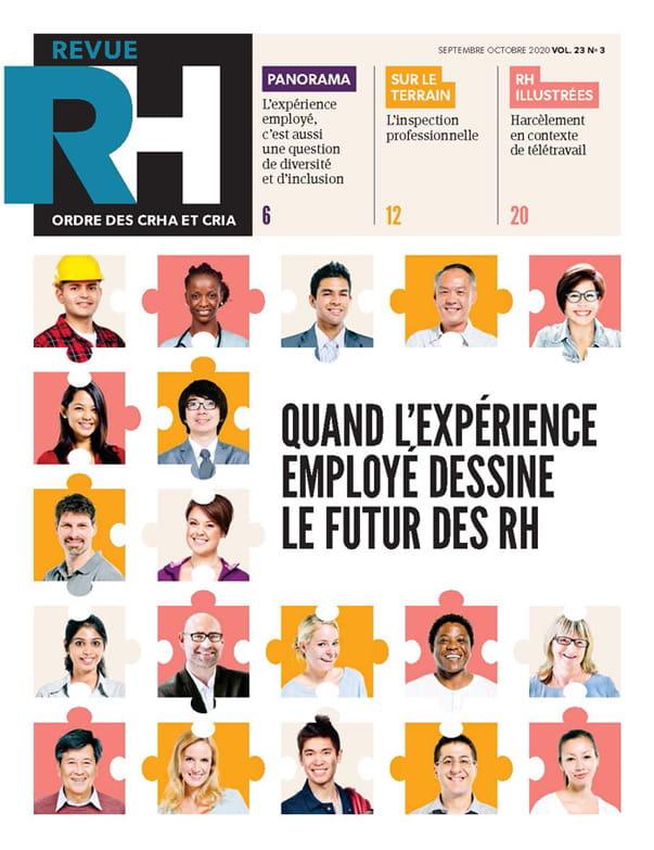 Revue RH - Volume 23 numéro 3