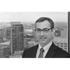 Richard Blain, CRHA, Distinction Fellow